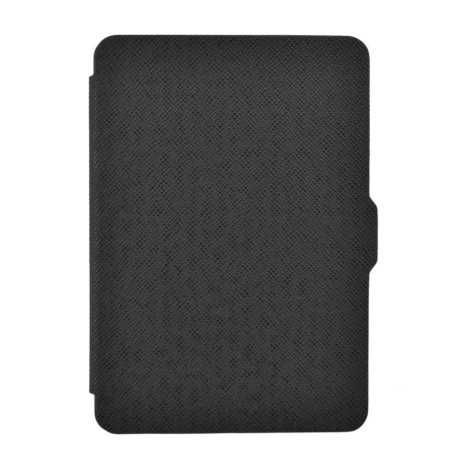 Чехол-обложка для Amazon Kindle Paperwhite Черная (с магнитной застежкой)