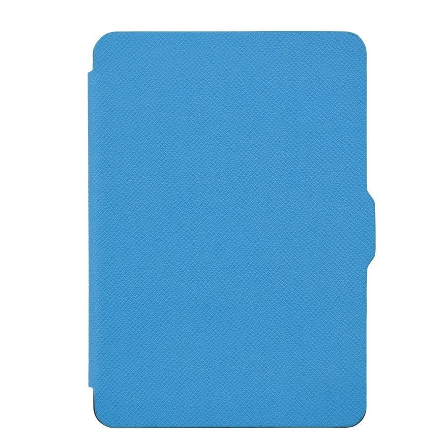 Чехол-обложка  для Amazon Kindle Paperwhite Голубая (с магнитной застежкой)