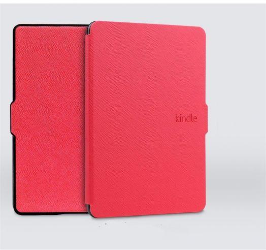 Чехол-обложка Texture для Amazon Kindle 8 (Красная )